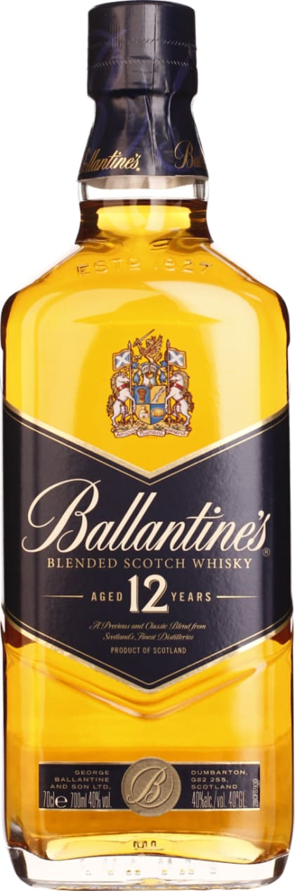 Ballantines 12 years Goldenseal 70CL - Aristo Spirits
