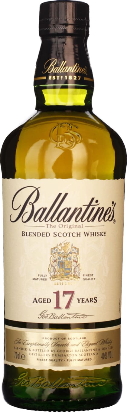 Ballantines 17 years 70CL - Aristo Spirits