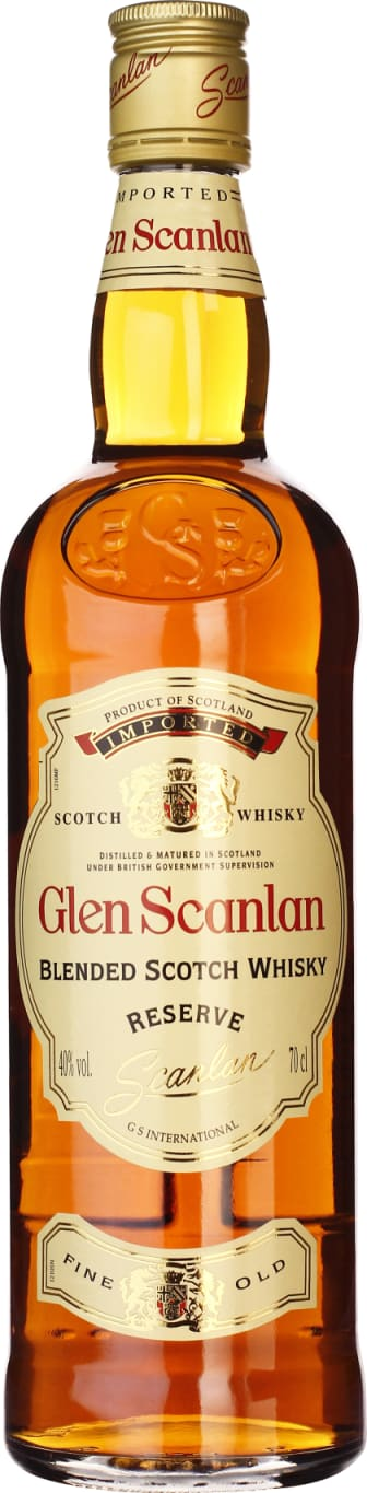 Glen Scanlan Finest Scotch 70CL - Aristo Spirits