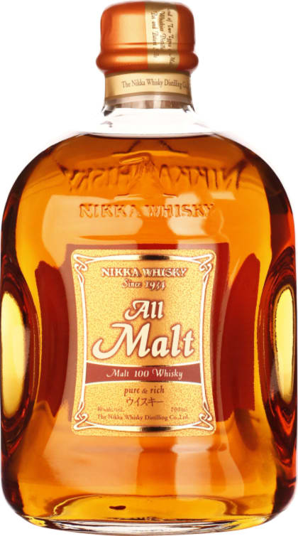 Nikka All Malt 70CL - Aristo Spirits