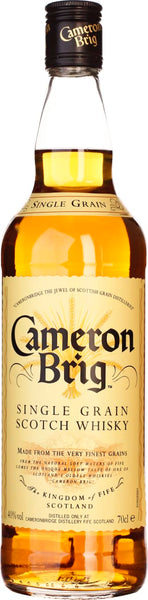 Cameron Brig Single Grain 70CL - Aristo Spirits