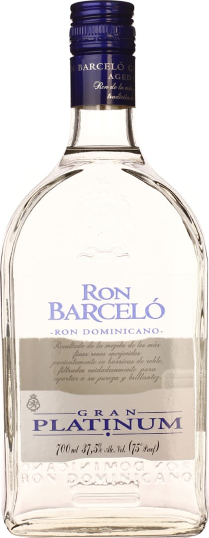 Ron Barcelo Gran Platinum 70CL - Aristo Spirits