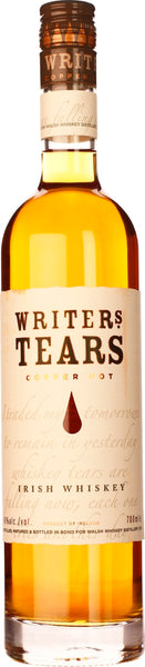 Writers Tears Pot Still 70CL - Aristo Spirits
