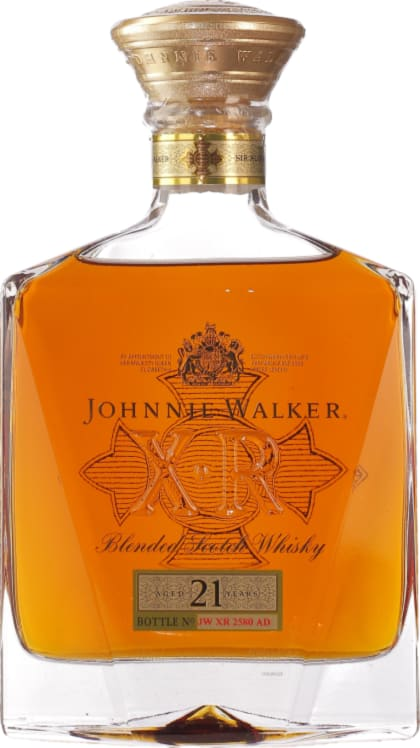 John Walker & Sons XR 21 years 70CL - Aristo Spirits