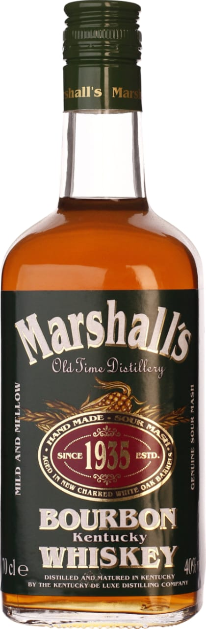 Marshall's Bourbon 70CL - Aristo Spirits