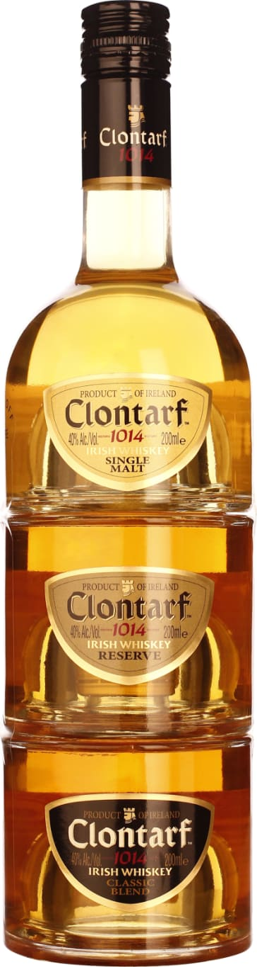 Clontarf Irish Trinity 60CL - Aristo Spirits