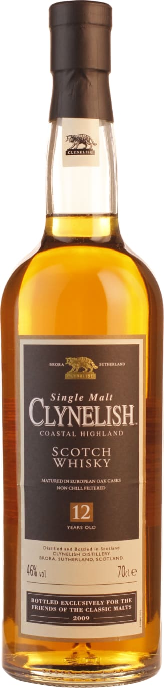 Clynelish 12 years Friends of the Classic Malts 70CL - Aristo Spirits