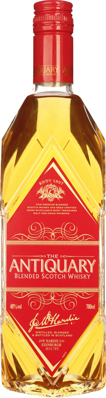 Antiquary Finest Whiskey 70CL - Aristo Spirits