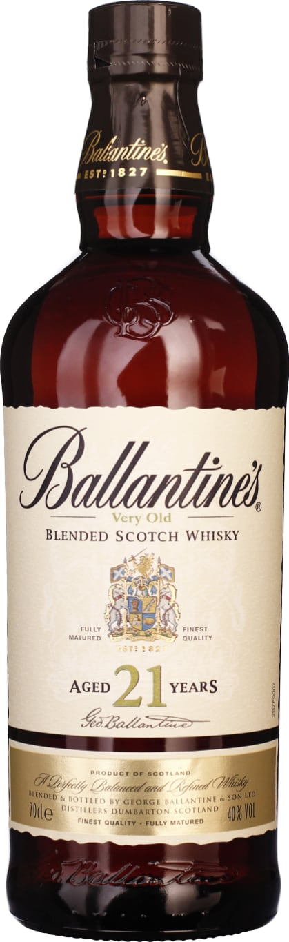 Ballantines 21 years 70CL - Aristo Spirits
