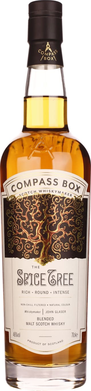 Compass Box The Spice Tree 70CL - Aristo Spirits