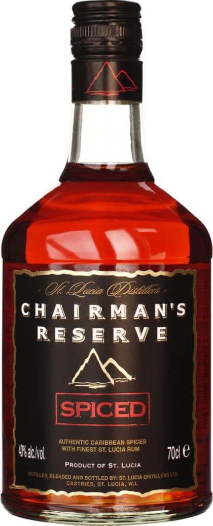 Chairman's Reserve Spiced Rum 70CL - Aristo Spirits