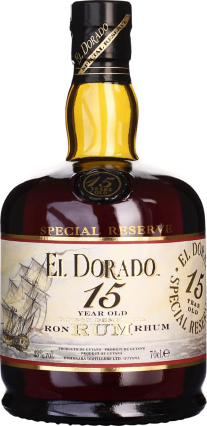 El Dorado 15 years 70CL - Aristo Spirits