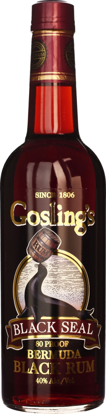 Gosling's Black Seal Rum 70CL - Aristo Spirits