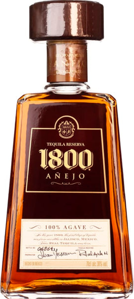 Tequila 1800 Anejo 70CL