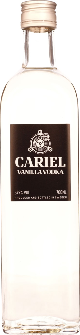 Cariel Vanilla Vodka 70CL - Aristo Spirits