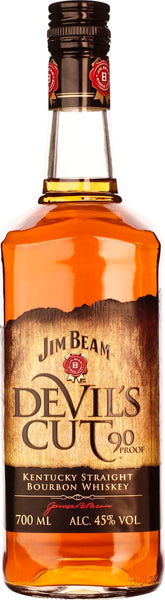 Jim Beam Devil's Cut 70CL - Aristo Spirits