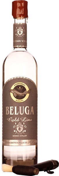 Beluga Vodka Gold Line 70CL - Aristo Spirits