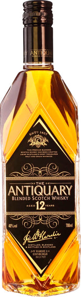Antiquary 12 years 70CL - Aristo Spirits