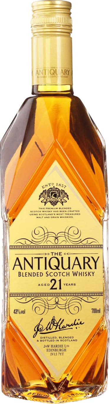 Antiquary 21 years 70CL - Aristo Spirits