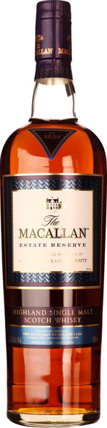 The Macallan Estate Reserve 70CL - Aristo Spirits