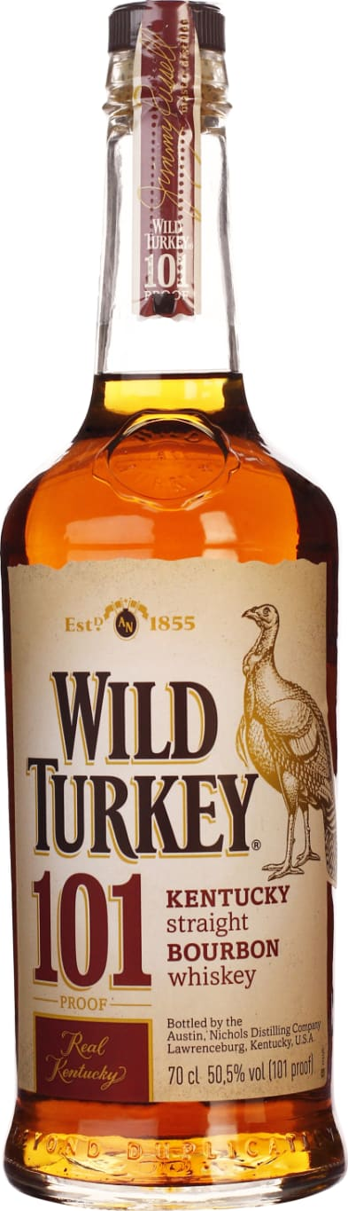 Wild Turkey Bourbon 101 Proof 70CL - Aristo Spirits