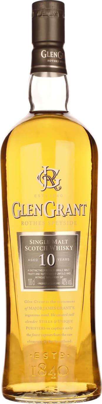 Glen Grant Single Malt 10 years 1LTR - Aristo Spirits