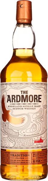 Ardmore distillery Tradition 1LTR - Aristo Spirits