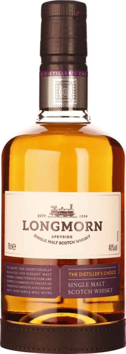 The 70CL Longmorn Distiller's Choice - Aristo Spirits