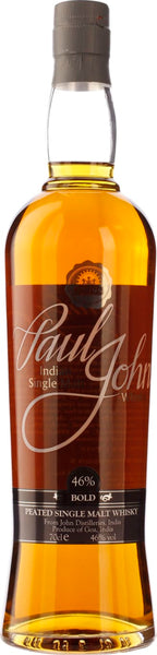 Paul John Bold Single Malt 70CL - Aristo Spirits