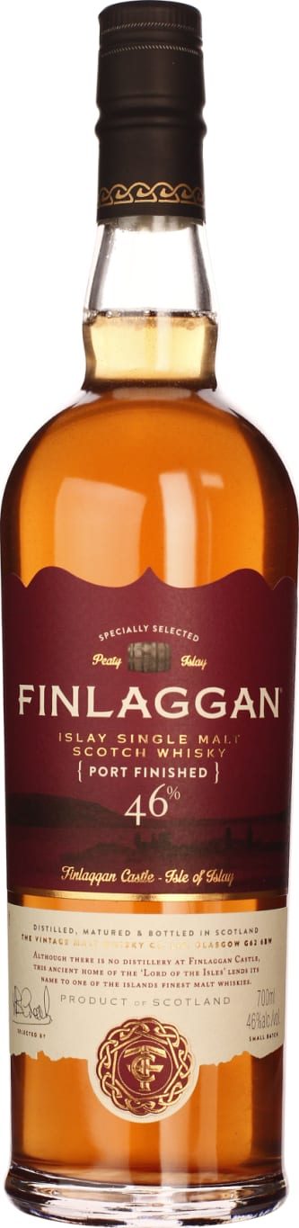 Finlaggan Port Cask Finish 70CL - Aristo Spirits