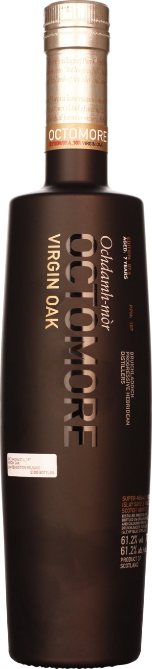 Octomore 7.4 7 years Virgin Oak 70CL - Aristo Spirits