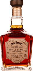 Jack Daniels Single Barrel 100 Proof 70CL - Aristo Spirits