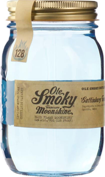 Ole Smoky Moonshine Blue Flame 50cl - Aristo Spirits