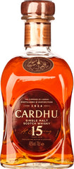 Cardhu Single Malt 15 years 70CL - Aristo Spirits