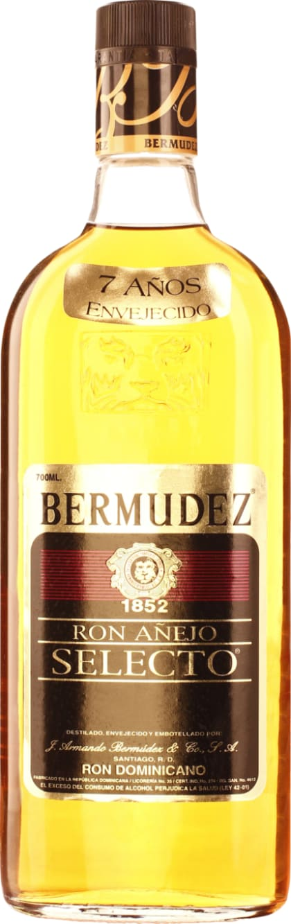 7 years Bermudez Anejo Selecto 70CL - Aristo Spirits