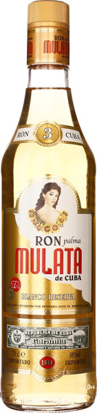 Mulata 3 years Gold 70CL - Aristo Spirits