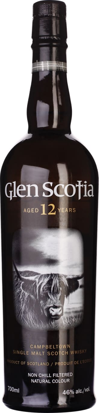 Glen Scotia 12 years Single Malt 70CL - Aristo Spirits