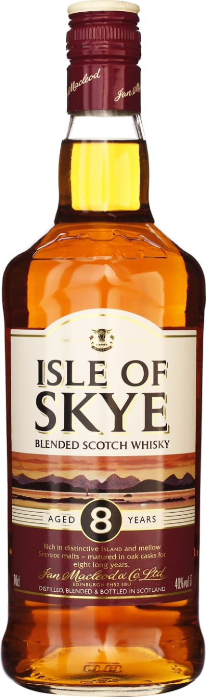 Isle of Skye 8 years 70CL - Aristo Spirits