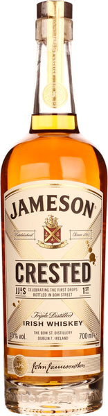 Jameson Crested 70CL - Aristo Spirits