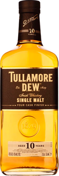 Tullamore Dew 10 years 70CL - Aristo Spirits