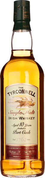 Tyrconnell 10 years Port Finish 70CL - Aristo Spirits