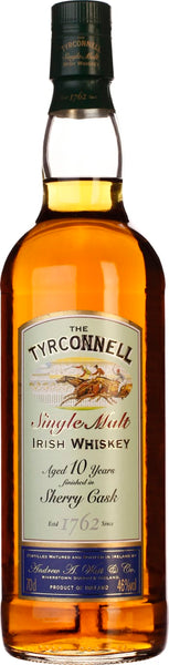Tyrconnell 10 years Sherry Finish 70CL - Aristo Spirits