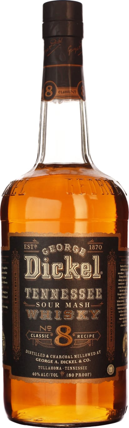 George Dickel No. 8 1LTR - Aristo Spirits