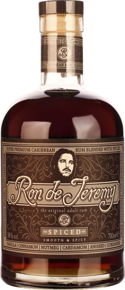 Ron de Jeremy Spiced 70CL - Aristo Spirits