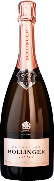 Bollinger Rose 75CL