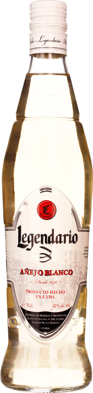 Legendario Anejo Blanco 70CL - Aristo Spirits