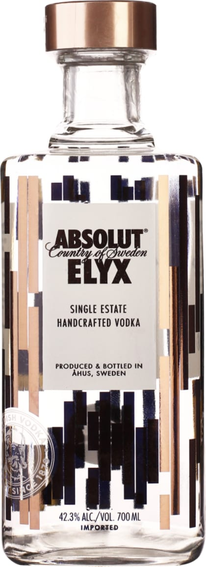 Absolut Elyx 70CL - Aristo Spirits