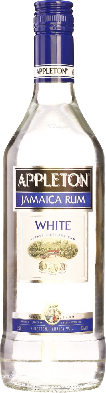 Appleton White 70CL - Aristo Spirits