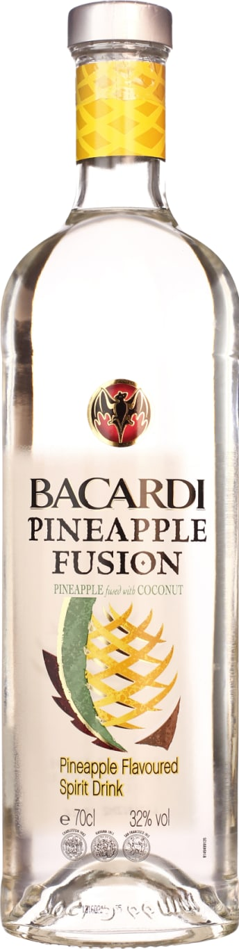 Bacardi Pineapple Fusion 70CL - Aristo Spirits