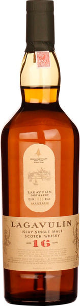 Lagavulin 16 years Single Malt 20CL - Aristo Spirits